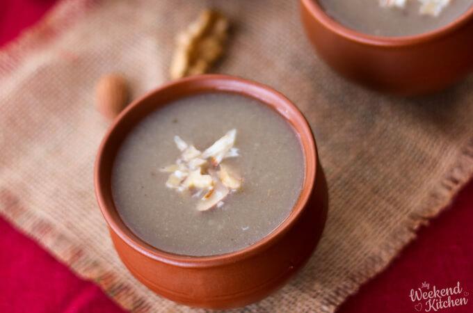 millet flour recipes, pearl millet flour