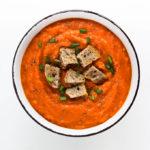 spicy roast pumpkin soup recipe