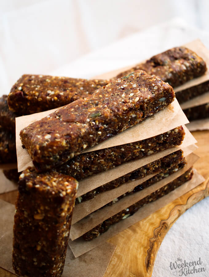 homemade date bars, lulu bars at home, how to make nakd bars at home