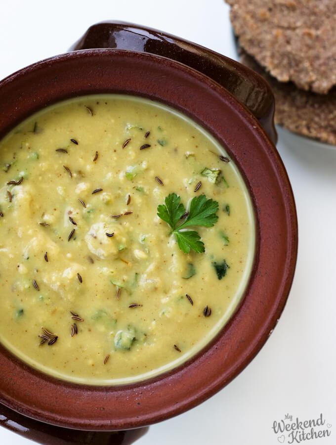 maharashtrian besan pitla recipe, regional Indian cuisine