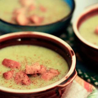 Cream of Broccoli | Broccoli Cheese Soup