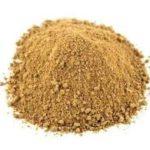 dry green mango powder amchoor powder