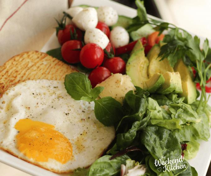 farm fresh breakfast platter