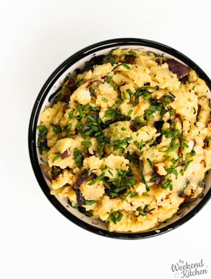spicy mashed potato, Indian mashed potato recipe, Manipuri cuisine