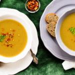 vegan potato and leek soup healthy recipe