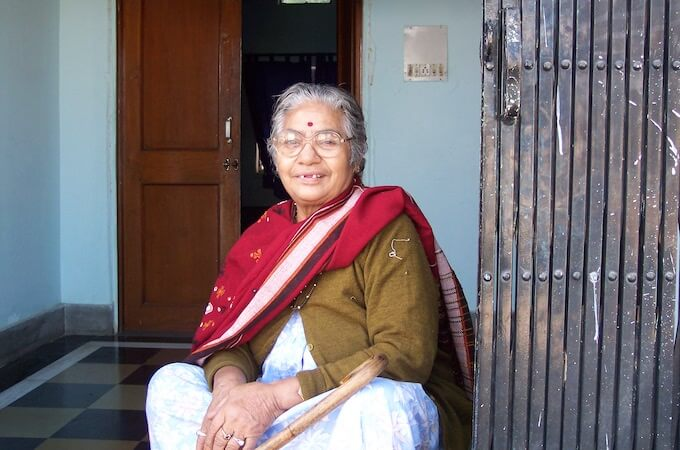 grandmother - Sushila Devi Goyal