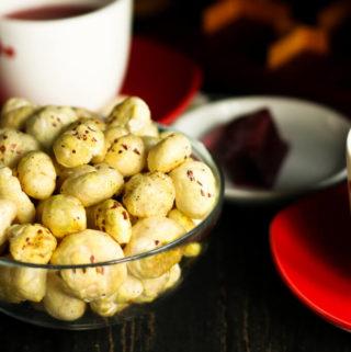 Roasted Makhana   Phool Makhana Recipe   Fox nut Recipe