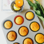orange and lemon cupcakes recipe