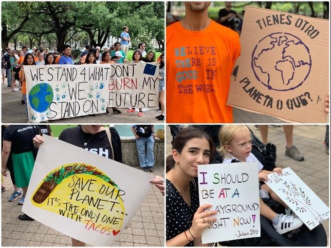global climate strike 2019