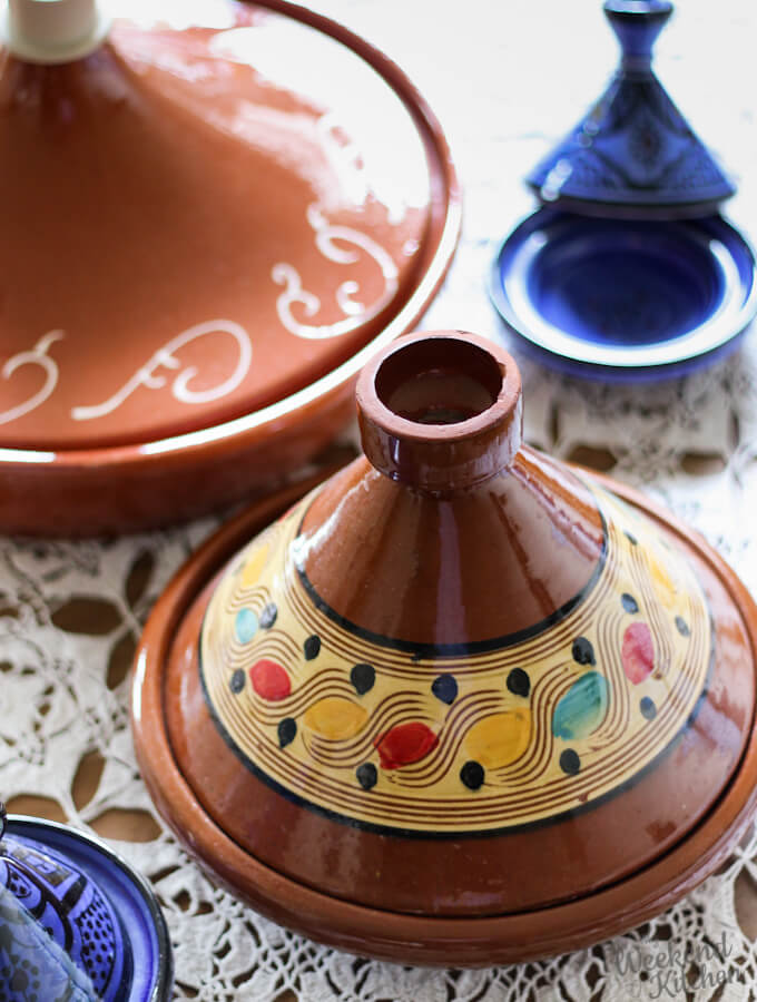 How to use a tagine, Moroccan tagine