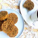 gluten free eggless cookies