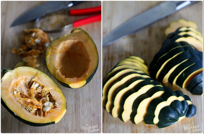 Oven Roasted Acorn Squash My Weekend Kitchen