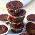 vegan chocolate brownies easy, eggless brownies
