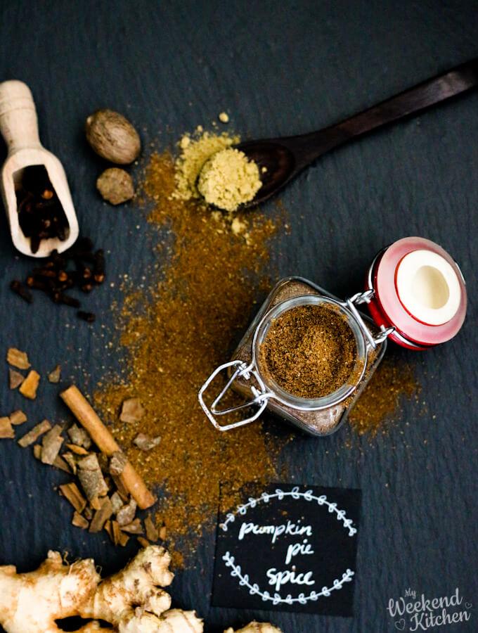 What spices are in pumpkin-pie spice, what is pumpkin pie spice