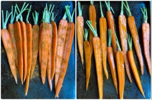 how to roast carrots in oven