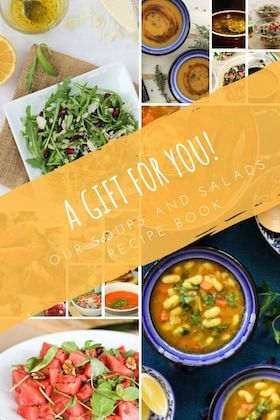 veg and gluten free soups and salads recipe ebook free download