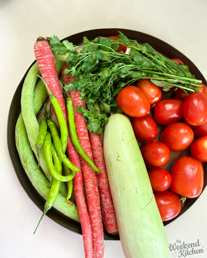quarantine cooking, tips to clean and store fresh vegetables