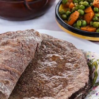 Ragi Roti and Health Benefits of Ragi