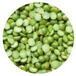Split Green Pigeon Peas in Hindi Hari Tuvar