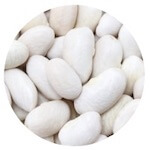 White beans in Hindi safed rajma