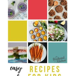 5 Easy Cooking Recipes for Kids