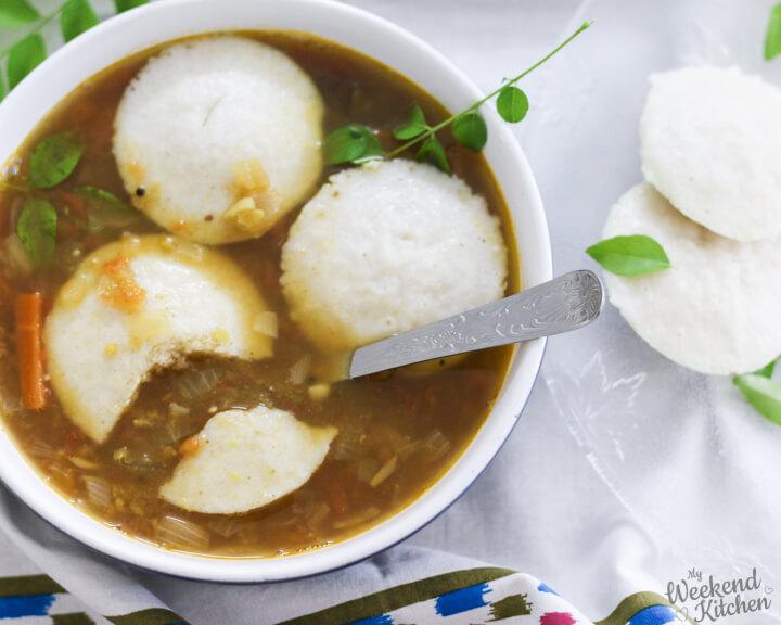 Idli sambar recipe, how to make sambar at home
