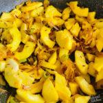 how to cook kachri ki sabzi step by step