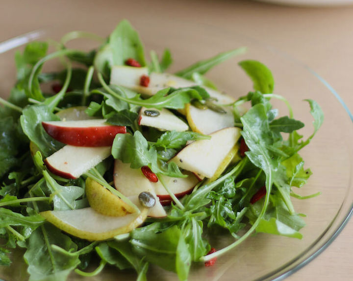 raw salad recipes for kids