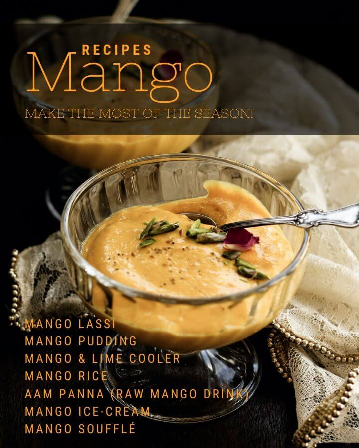 easy mango recipes to try, mango rice, mango lassi, mango pudding