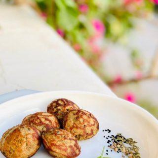 bajra methi appe, healthy vegan millet recipe, breakfast millet recipe