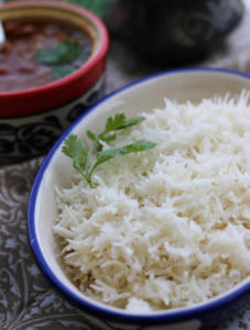 perfect Indian basmati rice recipe, how to make plain white rice, easy and simple rice recipe